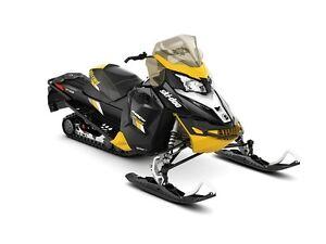 2017 Ski-Doo MXZ Blizzard ROTAX 600 H.O. E-TEC