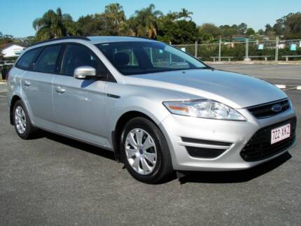 2013 Ford Mondeo MC LX TDCi Wagon 5dr PwrShift 6sp 2.0DT