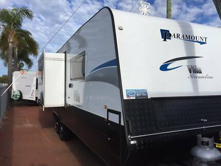 2016 Paramount VILLA 24' SLIDE OUT S/N 4285 Mandurah Mandurah Area Preview