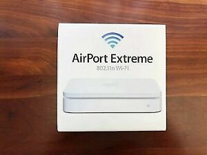 Airport Extreme 802.11n Router (4th Generation)