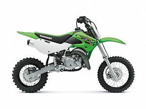 2018 Kawasaki KX 65