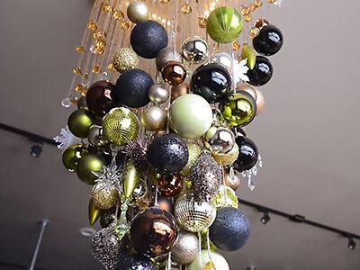 Diy Christmas Tree Chandelier Ebay