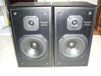 120W Technics CS5 Stereo Speakers - Heathrow