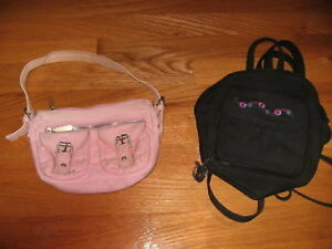 2 purses for little girls ! $2 each or both for $3