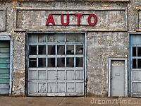 Wanted/Looking for - auto shop/garage space