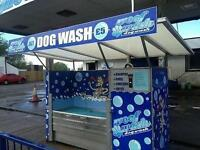24/7 COIN OPERATED DOG WASH AND DRY FOR £5 (dog grooming/dog sitter/dog walker/dog groomer)