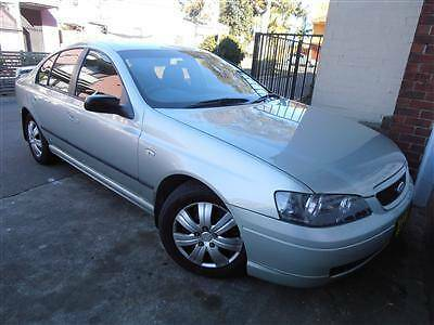 2004 Ford Falcon Sedan $1,200 Deposit and $120 per week Hamilton East Newcastle Area Preview