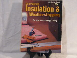 Guide on the installation of Insulation and Weather Stripping