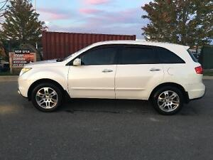 2008 Acura MDX Elite Package SUV, Crossover