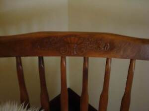 Vintage Wooden Rocking Chair Collinswood Prospect Area Preview