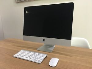 """iMac 21.5"""" (Late 2012, 2.9GHz i5, 8GB RAM, 1TB Fusion Drive) Townsville Townsville City Preview"""