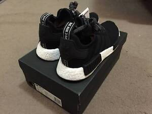 Adidas NMD R1 Core Black S31505 Mascot Rockdale Area Preview