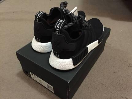 Adidas NMD R1 Core Black S31505
