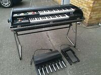 Funky Rare 60s Farfisa Sounding Organ Keyboard Synth