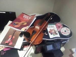 Yamaha Violin 4/4 3 (Adult) Forrestfield Kalamunda Area Preview