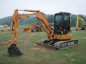 2011 Case CX 50 Excavator low hours for sale.