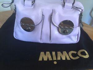 Mini MIMCO turn lock bag Guildford Parramatta Area Preview