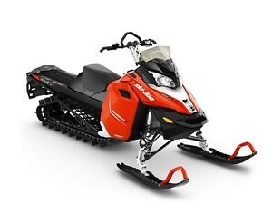 2016 Ski-Doo Summit SP with T3 Package ROTAX 800R E-TEC Lava Red