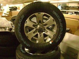 "18"" F150 wheels and tires new"