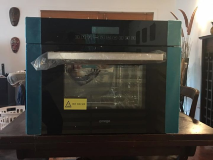 Omega Combi-Steam Oven OS450X