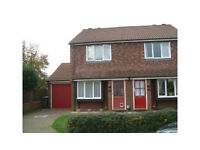 2 Double Bedroom Semi-Detached Stunning House for Rent in Calcot, Reading