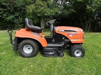Husqvarna CTH151 tractor / ride on lawnmower