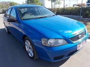 2006 Ford Falcon Sedan Mount Louisa Townsville City Preview