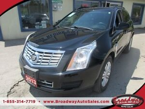 2013 Cadillac SRX 'GREAT KM'S' LOADED 'POWERFUL' 5 PASSENGER 3.6