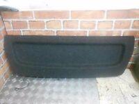 Corsa 3/D. 5 DOOR parcel shelf used
