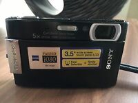 Sony digital compact camera DSC-T200