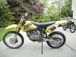looking for a suzuki DR-Z 125