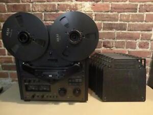 Akai GX-635D enregistreuse a bobine vintage (i015120)