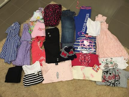 Girls size 7 clothes, excellent condition
