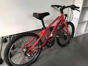 "Giant 20"" XTC Street kids bike Sunshine North Brimbank Area Preview"