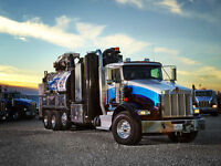 Class 1 Truck Driver/HydroVac Operator looking for local weekend