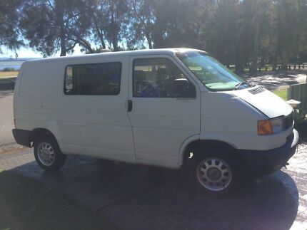 PARTING OUT A 1996 VW T4 TRANSPORTER 2.0L MANUAL AAC ENGINE