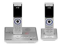 BT Verve 500 cordless twin telephone