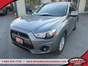 2013 Mitsubishi RVR FUEL EFFICIENT SE MODEL 5 PASSENGER 2.0L - D