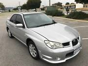 2007 Subaru Impreza Sedan AUTOMATIC Maddington Gosnells Area Preview