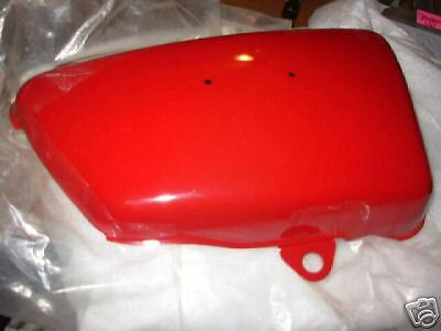 NOS Yamaha Battery Box Right Side Cover Carmine Red 78-80 XS650S 2M0-21721-00-E9