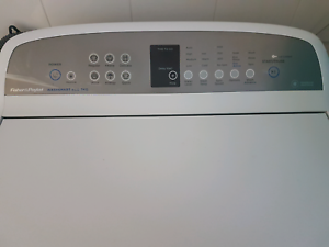 8kg Fisher and Paykel  washing machine Andergrove Mackay City Preview