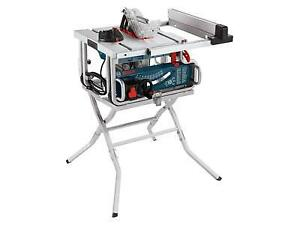 "Bosch 10"" Portable Jobsite Table Saw with / without Stand GTS1031"