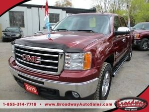 2013 GMC Sierra 1500 WORK READY KODIAK SLE EDITION 6 PASSENGER..