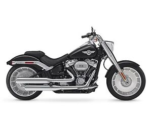 2018 Harley-Davidson FLFBS - Softail Fat Boy 114
