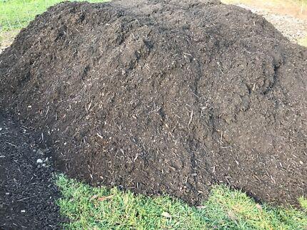 Premium Underturf Topsoil Organic Garden Soils