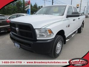 2012 Dodge Ram 3500 CUMMINS DIESEL WORK READY HEAVY DUTY 6 PASSE
