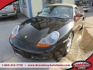 1997 Porsche Boxster 'GREAT KM'S' POWERFUL 'SHARP' 2 PASSENGER 2