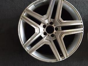2-19X8.5 2-19X9.5 Mercedes Wheels & Mini Cooper Steel Wheels Windsor Region Ontario image 2