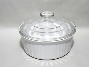 Cocottes - Corningware - Casseroles