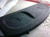 Toyota Aygo boot cover